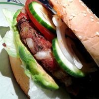 Babsi's Bean Burgers