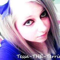 Tessa-THE-Terrible!