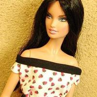 Brown Haired Barbie