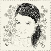 Large square avatar
